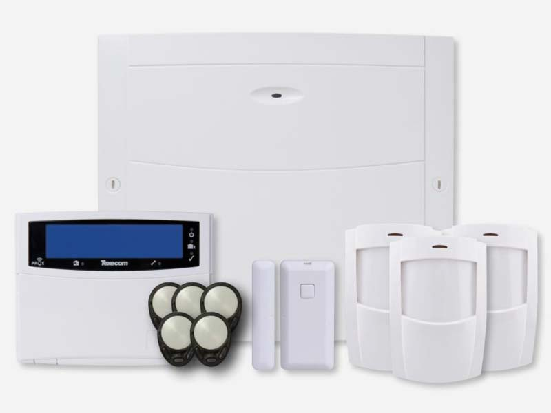 Alarm and CCTV Packages
