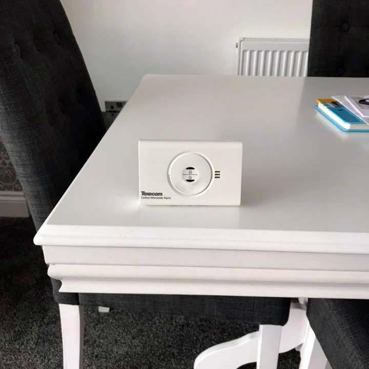 Carbon Monoxide Detector