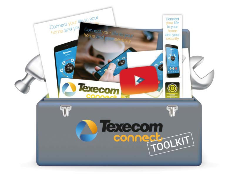 Texecom Connect Toolkit