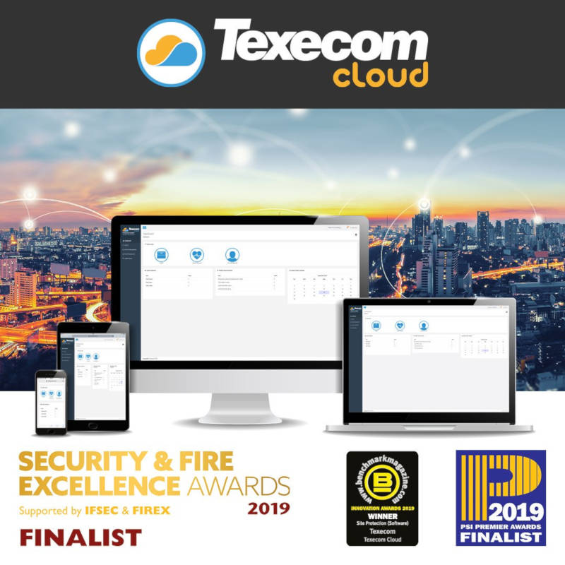 Texecom Cloud